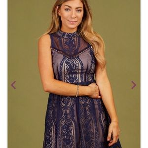 NWT Altar'd State Harbor Dress